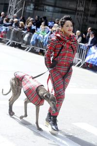07.04.2018<br>Tartan Day Parade In New York
