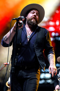 16.03.2018<br>Konzert von Nathaniel Rateliff & The Night Sweats auf dem SXSW 2018 in Austin