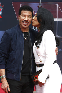 07.03.2018<br>Hand and Footprint Ceremony mit Lionel Richie in Los Angeles