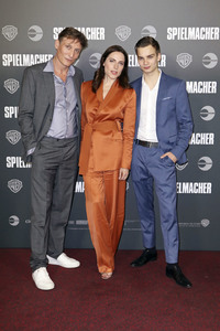 11.04.2018<br>Filmpremiere 'Spielmacher' in Hamburg