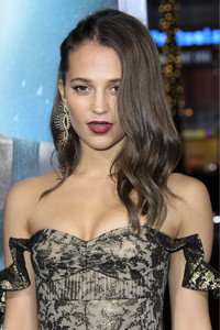 12.03.2018<br>Filmpremiere 'Tomb Raider' in Los Angeles