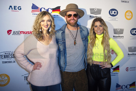 Pressekonferenz zum C2C Country to Country Festival in Berlin