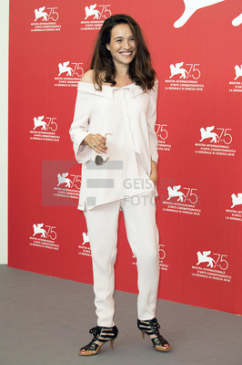 'A Letter to a Friend in Gaza' and 'A Tramway in Jerusalem' Photocall at the 75th Venice Film Festival