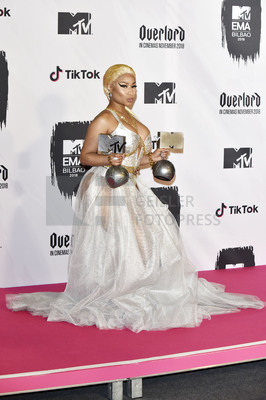 MTV European Music Awards 2018 in Bilbao